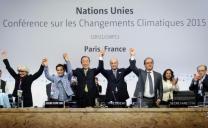 Parliament ratifies Paris Agreement