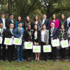 PhD graduate from South African University leads the pack at the Green Talents 2016 Alumni Conference
