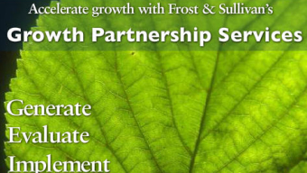 Moladi shortlisted for Frost & Sullivan Green Excellence Award