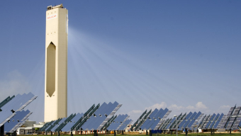 European Investment Bank backs South Africa's first solar tower project