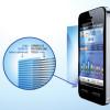 Transparent film powers phone battery