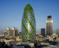 London's Famous Gherkin Building Goes Green – Literally