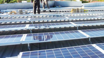NBL's Largest Roof-Mounted PV Plant in Africa