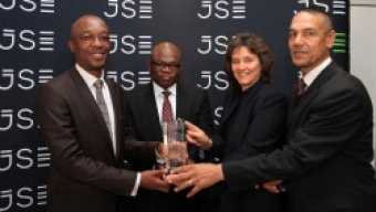 JSE's first Green Bond oversubscribed by 150%