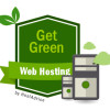 Supporting Green Web Hosting