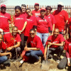 Avis plants 50 trees at Mara Primary school for Arbor Month