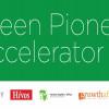 Green Pioneer Accelerator rewards sustainable ventures