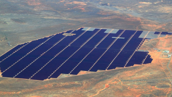 SA's Largest Thin-Film PV Project Commissioned