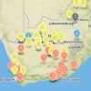 Where are the renewable power plants in SA?