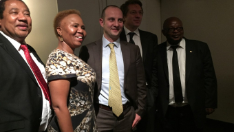 Building Energy receives visit from SA Minister