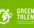 Green Talents closing date 23rd April