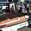 Road tripping through Africa in a solar powered car