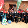 Avis plants 30 trees at Sedibeng Primary School Tembisa for Arbor Month
