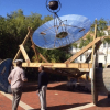 Souped up solar cart dishes out bowl of soup to Maties students
