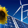 Renewable energy costs less by far
