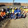 Loeriesfontein Wind Farm completes foundation on schedule
