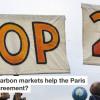 COP21 Paris Agreement and the carbon markets