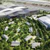 Stat's SA new green building
