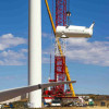 Loeriesfontien wind farm reaches wind turbine lifting milestone