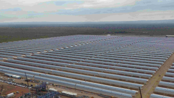 CSP plant Kathu now linked to the ESKOM grid