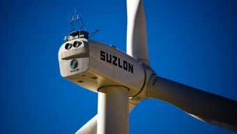 Suzlon's SA wind project powers ahead