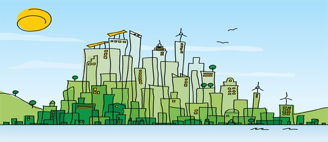 World green building trends report the green business for Green design company