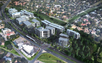 Sandton Gate achieves 4-Star Sustainable Precincts certification