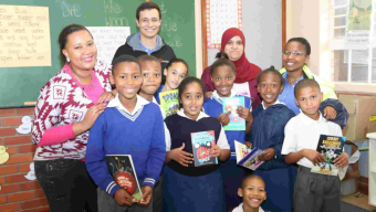 Helping improve Grade 4 literacy